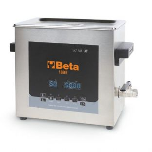 Beta 1895 6 6L Ultrasonic Cleaning Tank